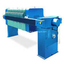 Paper Making Industry Waste Water Treatment Filter Press