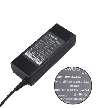 90W Acer Power Adapter Evrensel Şarj Cihazı