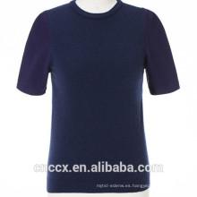 Camisa de cachemir de suéter 15STC6504