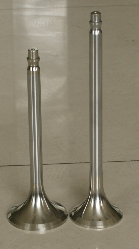 Train Intake Valve