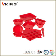 Top Selling Product Flexible Silicone Bakeware
