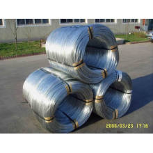 Calibre 9, classe 3, fil galvanisé trempé à chaud