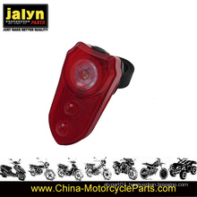A2001049 Plastic Shinning Battery Light for Bicycle