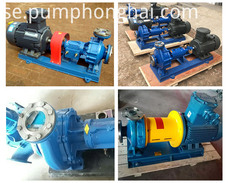 Industrial Centrifugal Hot Oil Pump