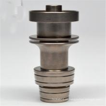 Grado 2 clavo de titanio para tabaco con bobina de 16 mm (ES-TN-039)