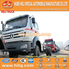 North-Benz 4X4 ND2161E48 all wheel drive truck chassis for sale