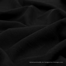 95% Algodón + 5% Spandex lavado Linen Look Slub Tela