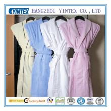 Men′s Women′s Super Plush Microfiber Fleece Bathrobe SPA Robe