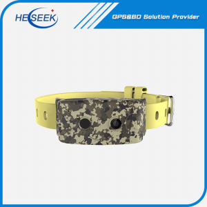 3G Real-Time GPS Dog Locator with Camera