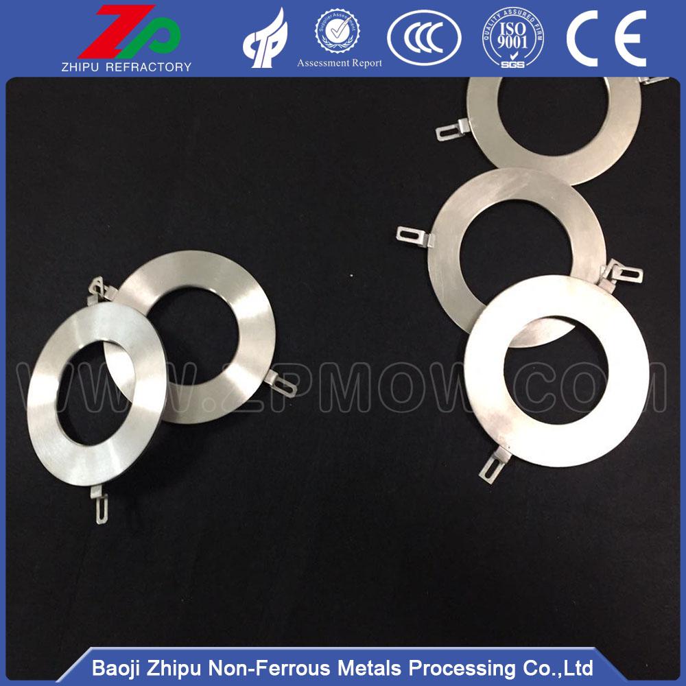 Electromagnetic Flowmeter Tantalum Round Ring
