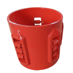 Straight Vane Roller Solid Rigid Centralizer