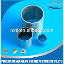 50mm metal raschig ring metallic SS304 SS316 SS316L Carton Steel rasching ring