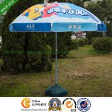 2.2m calor transferencia de impresión sol Parasol con el doble de las costillas (BU-0048WD)