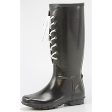 Handsome Rubber Rain Boots For Both Woman And Man