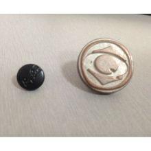 Пользовательские металлические кнопки, кнопки сплава Джинс (GZHY-KA-099)