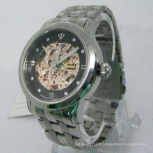 316 Stainless Steel Automatic Watch (HLSL-1009)