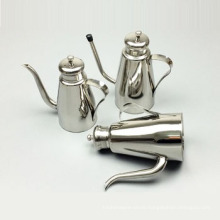 250ml metal kitchenware stainless steel bottle olive oil kettle