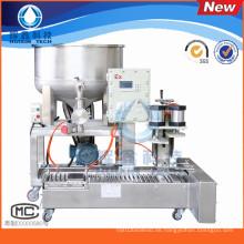 Anti-Explosion Vollautomatische 30L Farbe / Beschichtung Füllmaschine
