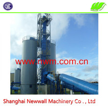 60m Belt Type Chainboard Type Bucket Elevator for Sand