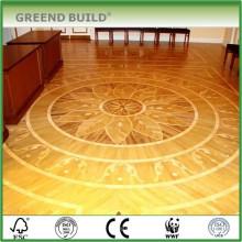 Gorgeousness foyer medalhão chão