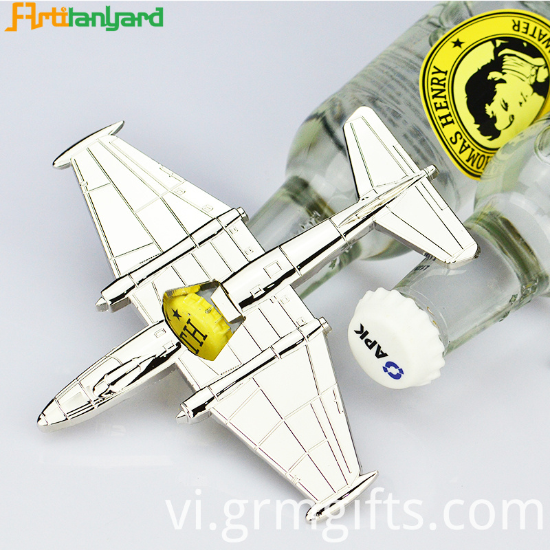 Air Plane Bottle Opener