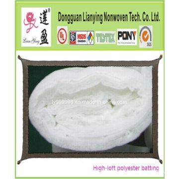High-Loft Warm and Natural Polyester Padding