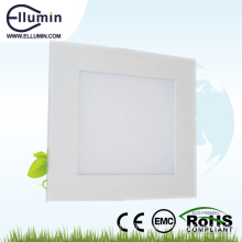 ultra-thin recessed led ceiling light 12w epistar chip