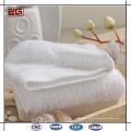 Kundenspezifische Logo-Stickerei 32s 100% Baumwollsalon-Tücher Großverkauf