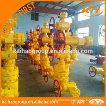 API 6A 5000PSI Lateral Wellhead Equipment