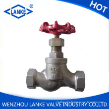 Stainless Steel 304/316 Globe Valve with NPT / Bsp Thread