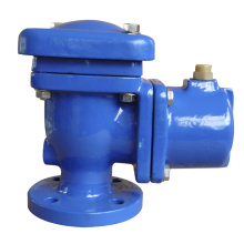 Ductile Iron Flange Air Valve with Two Sphere
