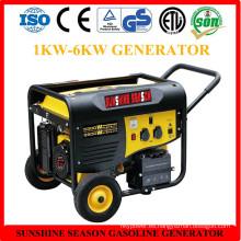 Generador de gasolina 3kw Sp para uso en el hogar con CE (SP3800)