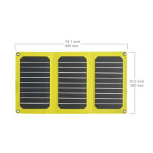 High efficiency long life factroy ETFE folding sun power solar panel