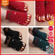 New product wholesale customized christmas sock