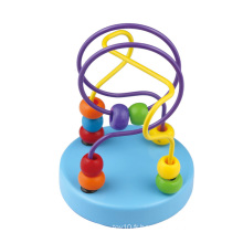 2016 New Arrival Kids Mini Roller Coaster Bead Maze Toy