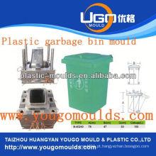 Moldes de lixo pintados e mofo de lixo de plástico 2013 em taizhou, Zhejiang