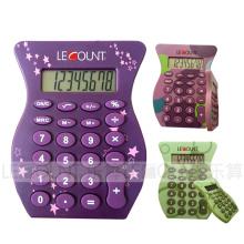 8 dígitos calculadora en forma de vaso regalo (LC650A)