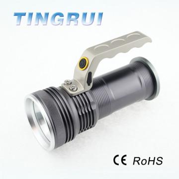 18650 аккумулятор факел Handheld самый мощный светодиодный фонарик