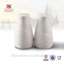 Keramik Gewürze Salzstreuer, heiß Neue Porzellan Salz und Pfefferstreuer