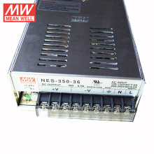 MEANWELL 350W 36V Switching Power Supply UL NES-350-36
