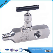 multi-port pressure gauge valves