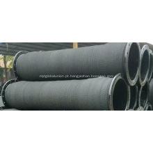 Aço comum mangueira de sucção de lama flangeada