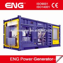 ENG Power 1000kva gerador diesel com motor CUMMINS a preço de fábrica