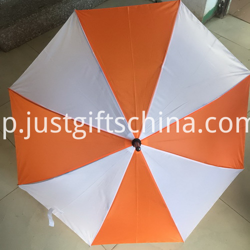 Promotional Custom Logo Golf Umbrella_2