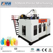 20L Double Station Plastic Extruder Blowing Machine