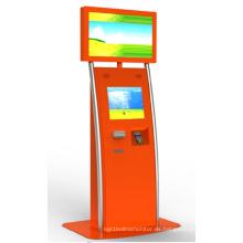Quiosco de la pantalla táctil de la impresora del boleto 15'17'19'vending