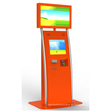 15'17'19'vending принтера киоска экрана касания билета