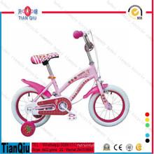 """Lovely 12 """"Bicicleta para niños Bicicleta para niños con rueda de entrenamiento"""