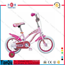 "Lovely 12""Children Bicycle Girls Bike with Training Wheel"