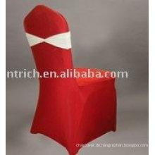 Lycra/Spandex Chair Cover, Hotel/Bankett/Hochzeit Stuhlabdeckung